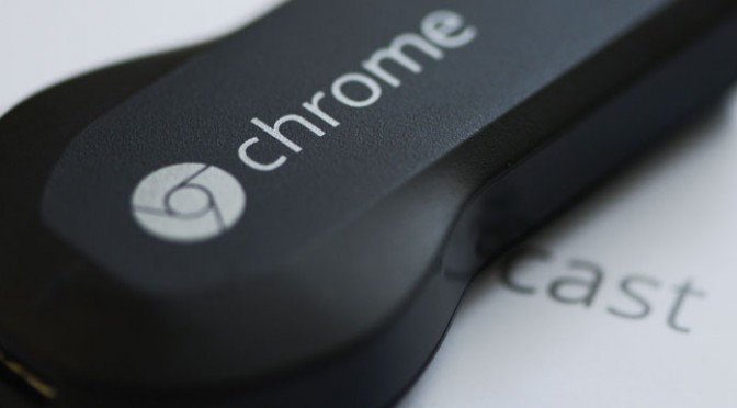 Google Chromecast,