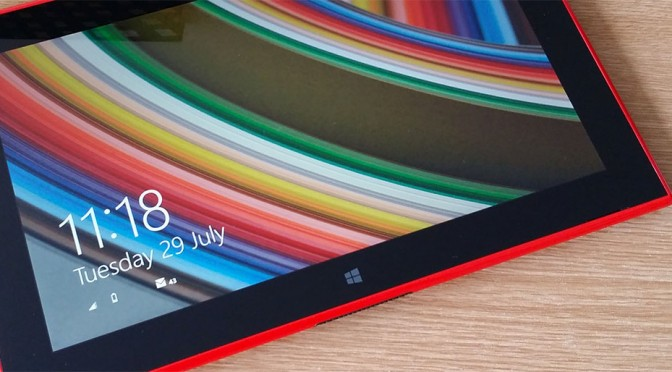 Nokia Lumia 2520 – The solution to a problem that does exist?