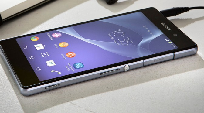 Sony Xperia Z2, a sight to behold!