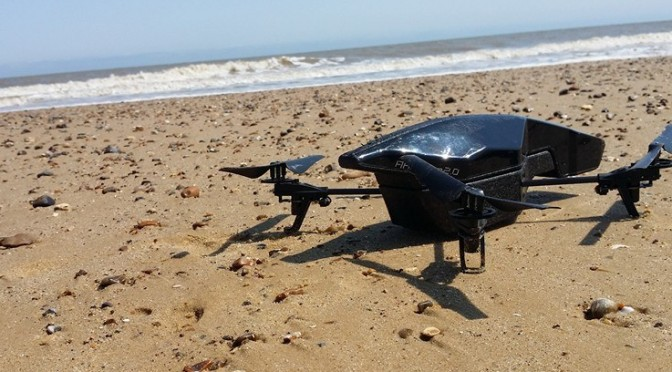 Parrot AR.Drone 2.0 Power Edition, how high can your expectations fly?