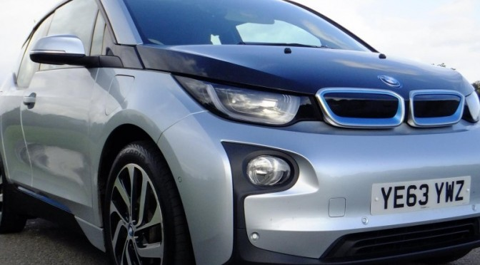 The Gadget Man – Episode 21 – BMW i3