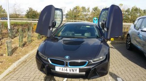 BMW i8 from Cooper BMW
