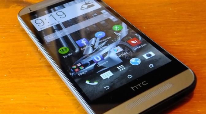 The Gadget Man – Episode 31 – HTC One Mini 2