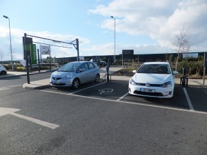 Charging Woes at Waitrose
