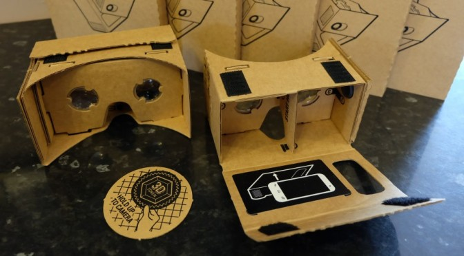 The Gadget Man – Episode 52 – Google Cardboard and Google I/O 2015