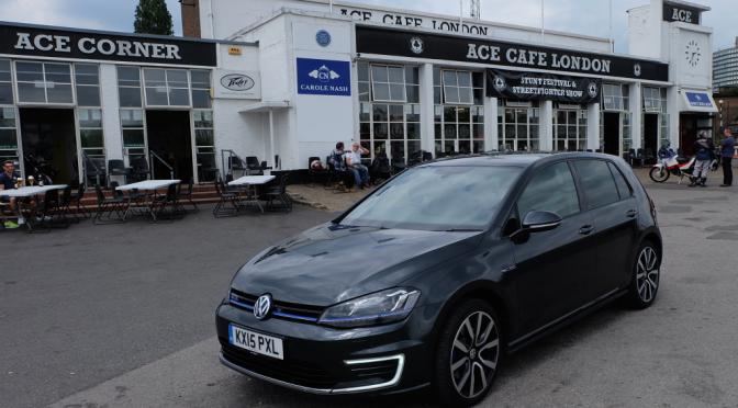 The Gadget Man – Episode 55 – Volkswagen Golf GTE – Hot hatch performance with zero emissions