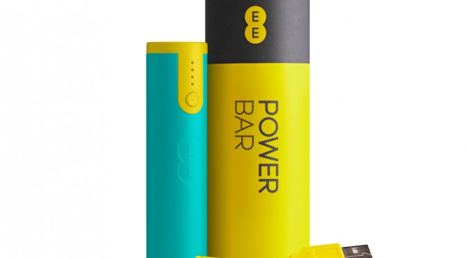 Power Bar from EE