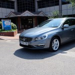Volvo V60 D6 Twin Engine Plug in Hybrid Electric Car