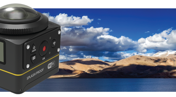 Kodak PixPro SP360 4K Unveiled at IFA
