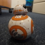 Star Wars - The Force Awakens - BB8 Sphero App Enabled Droid