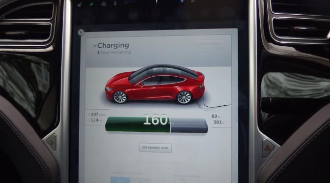 The Gadget Man – Tesla Model S P85D – Part 2 – Centre Console