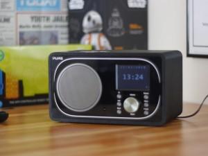 Pure Evoke F3 with Bluetooth - Traditional Looks