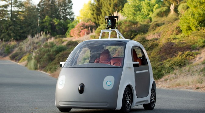 The Gadget Man Episode 87 – Self Driving Cars / Driverless Cars / Autonomous Vehicles