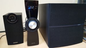 Edifier C2V Speakers Review