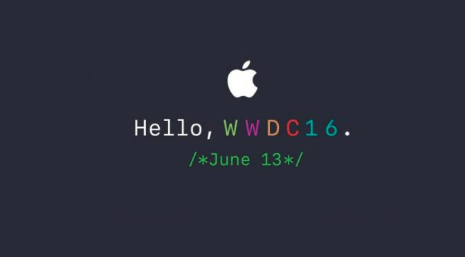 Apple WWDC 2016 Watch Party comes to Adastral Park
