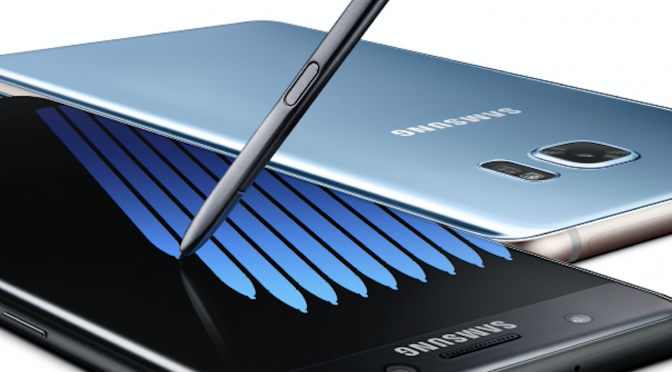 Gadget Man – Episode 90 – Samsung Galaxy Note 7 recall part 2 – Can consumers expect Zero Failure in the 21st century technology arms race?