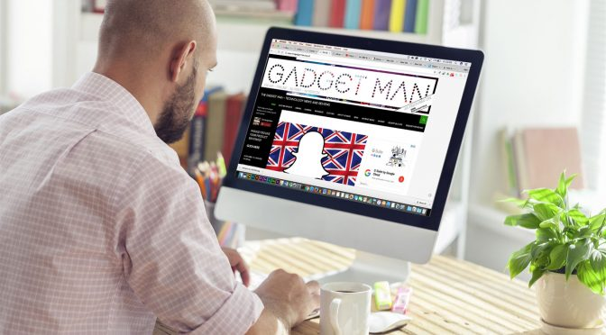 Gadget Man – Episode 97 – Working From Home
