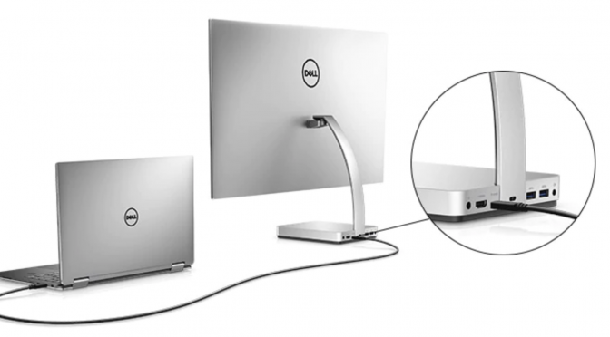 Dell 27 Monitor S2718D – Stunning HDR Video with Tiny Bezels