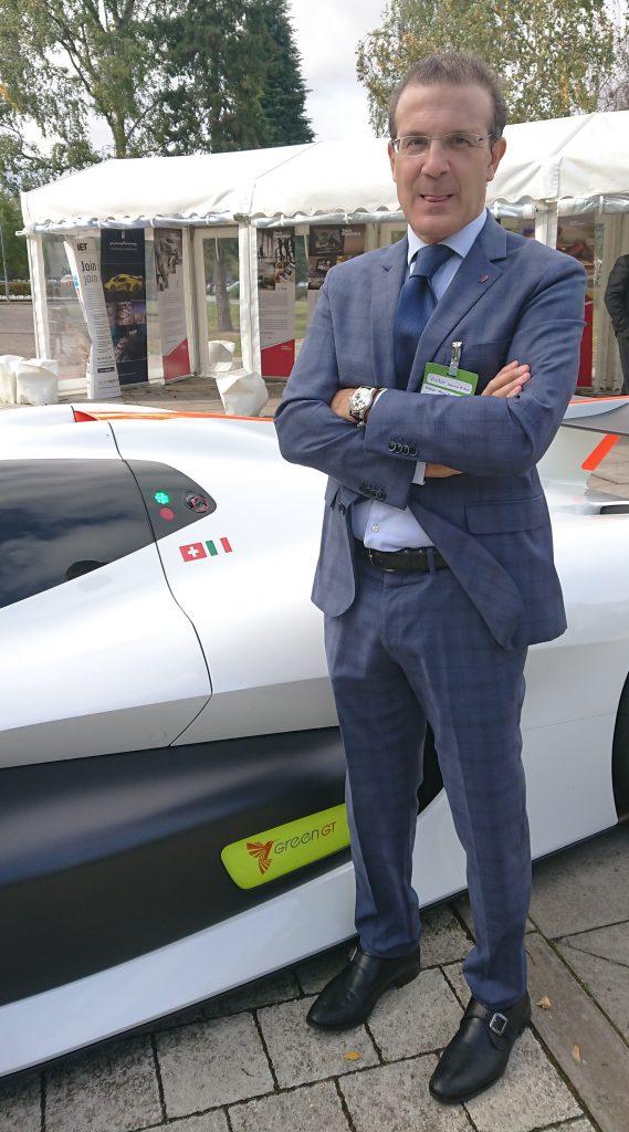 Marco Pintor - Sales Executive, Pininfarina S.p.A.