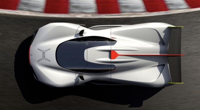 Pininfarina H2 Speed Hydrogen Concept at Adastral Park