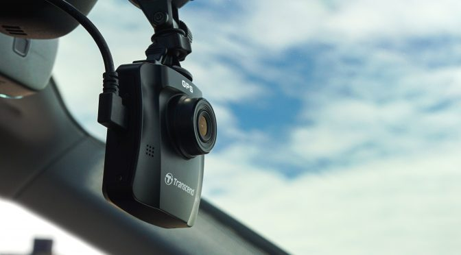 Transcend DrivePro 230 – A superior dash-cam packed with features #gadgetroadtrip
