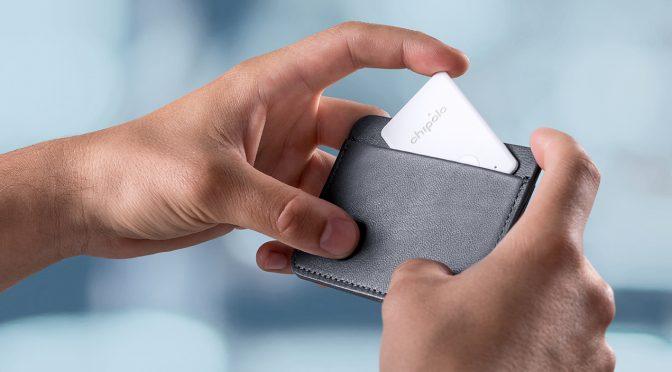Chipolo Card reviewed by Matt Porter, The Gadget Man