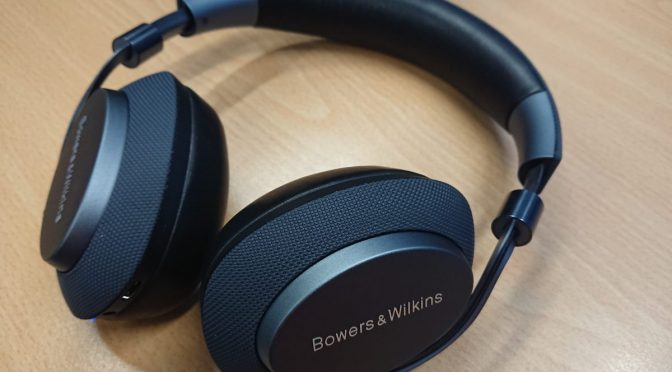 Bowers & Wilkins PX – Headphones with show-stopping noise cancelling audio and aptX-HD® Bluetooth™