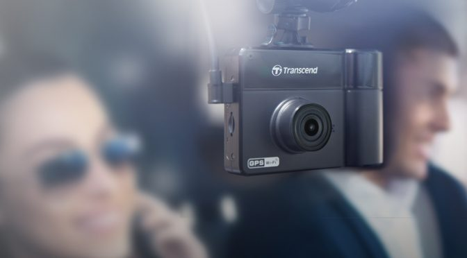 Gadget Man – Review – Transcend DrivePro 550 – Driver and Passenger Safety, both inside and out