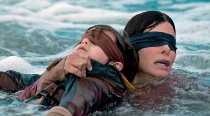 Bird Box - Image Credit Netflix