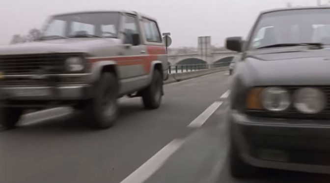 Car Chase from Ronin
