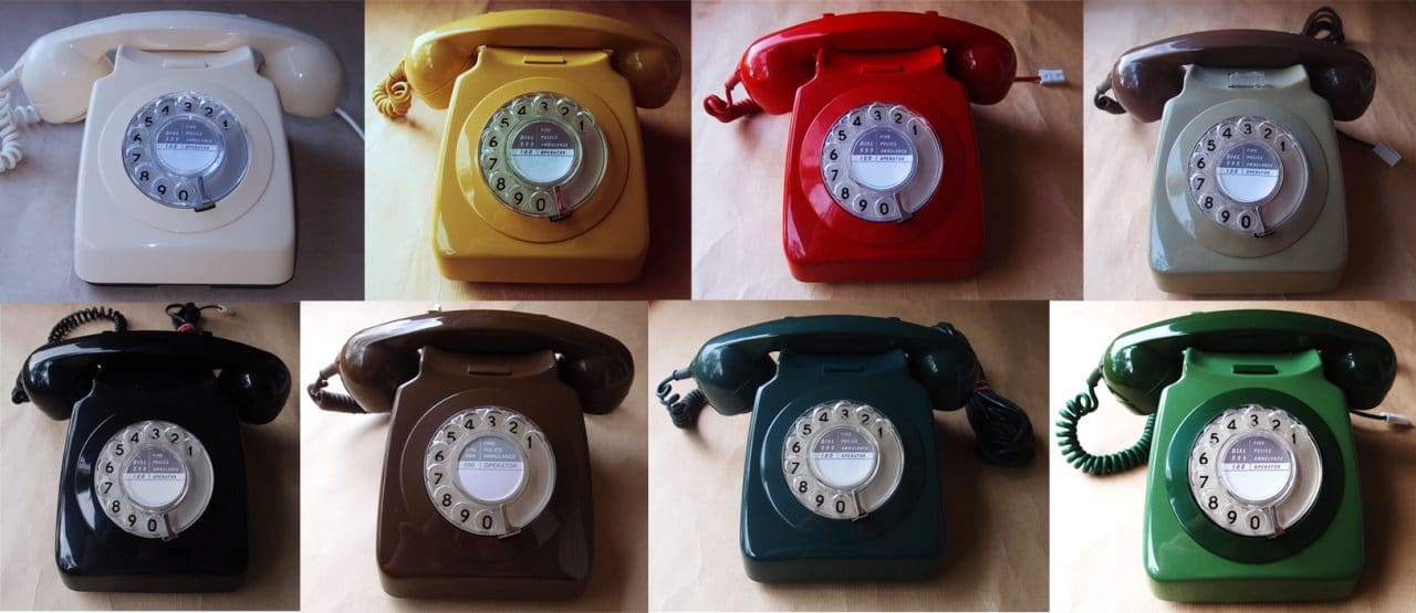 GPO Type 746 Telephones