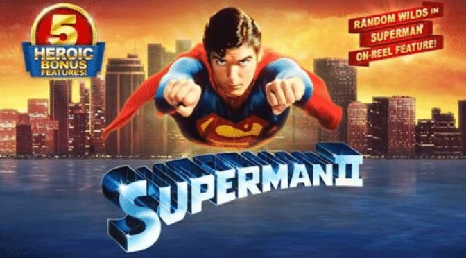 Superman II Online Slots