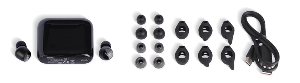 Edifier TWS6 - True Wireless Earbuds with Knowles Balanced Armatures