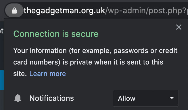 Enable Notifications