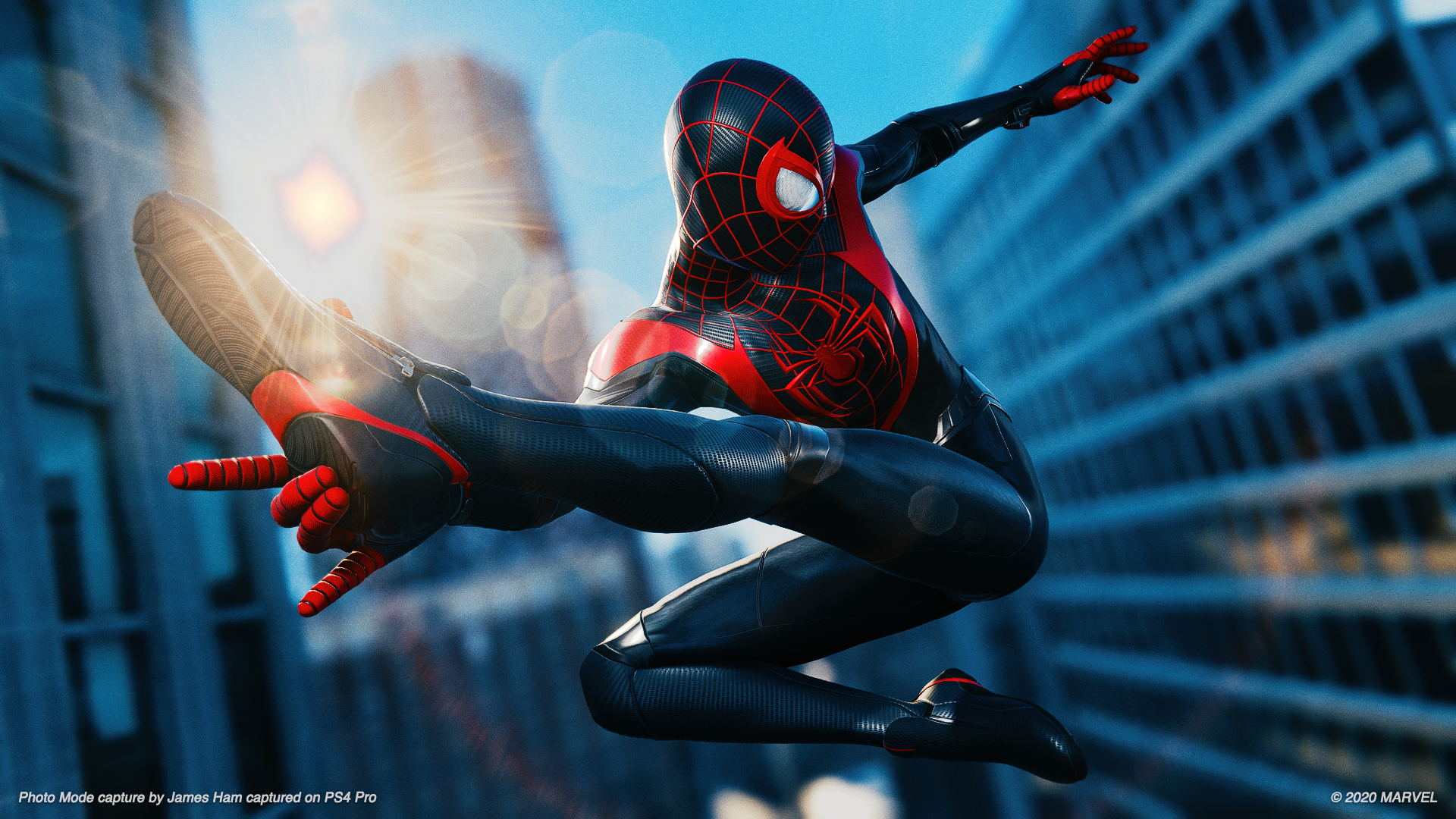 Spiderman Mile Morales PS5