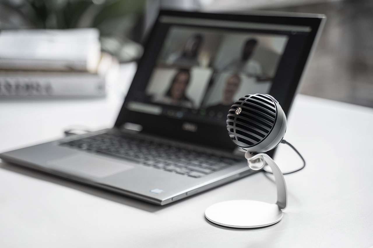 Shure launches the MV5C Home Office Microphone