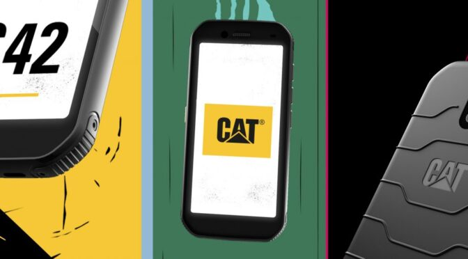 Gadget Man – Episode 172 – Cat S42 Smartphone