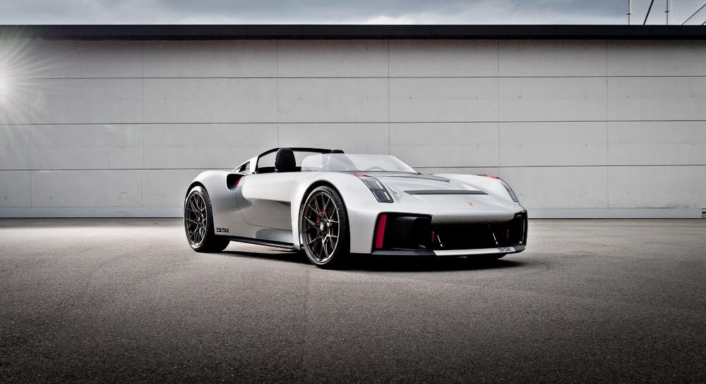 Porsche Vision Spyder Street © 2020 Dr. Ing. h.c. F. Porsche AG