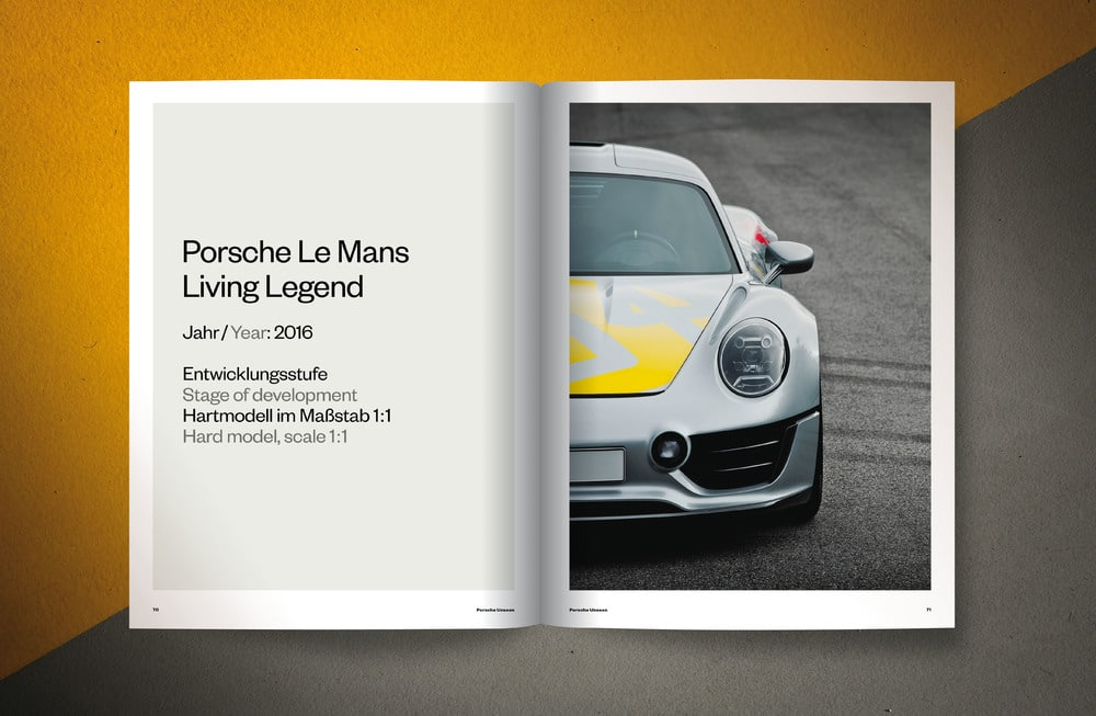Porsche Unseen © 2020 Dr. Ing. h.c. F. Porsche AG