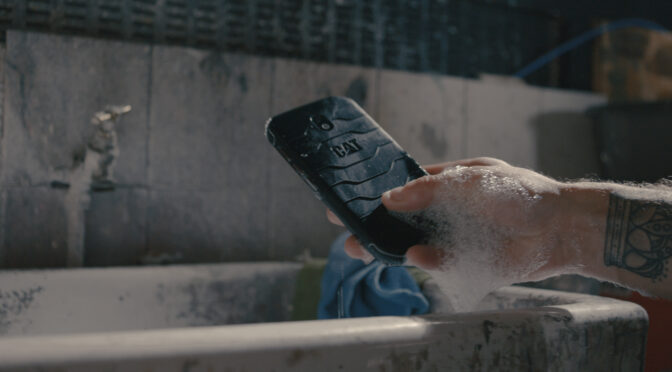 The First Fully Antibacterial Smartphone Announced