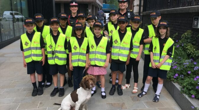 City of London Police teach all key stage two children across the UK about fraud and cyber crime