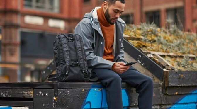 RiutBag introduces its anti-theft Crush foldable backpack and Sling cross-body bag
