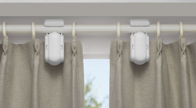 SwitchBot Curtain – How I made my curtains 'Smart' in just a few minutes