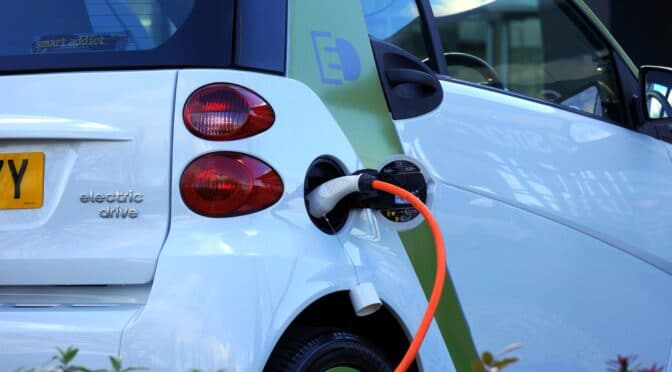 3 Reasons Why Electric Cars Are The Future