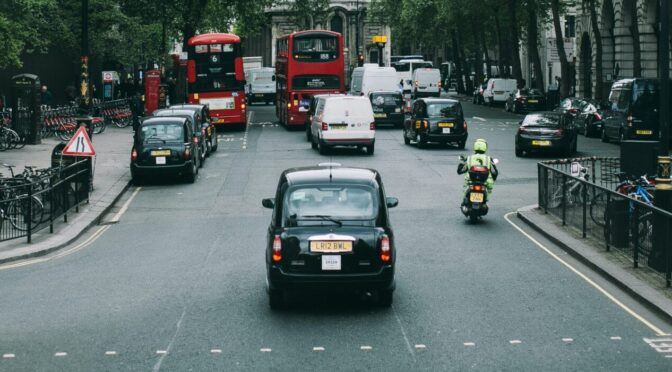 How to become a taxi driver in the UK
