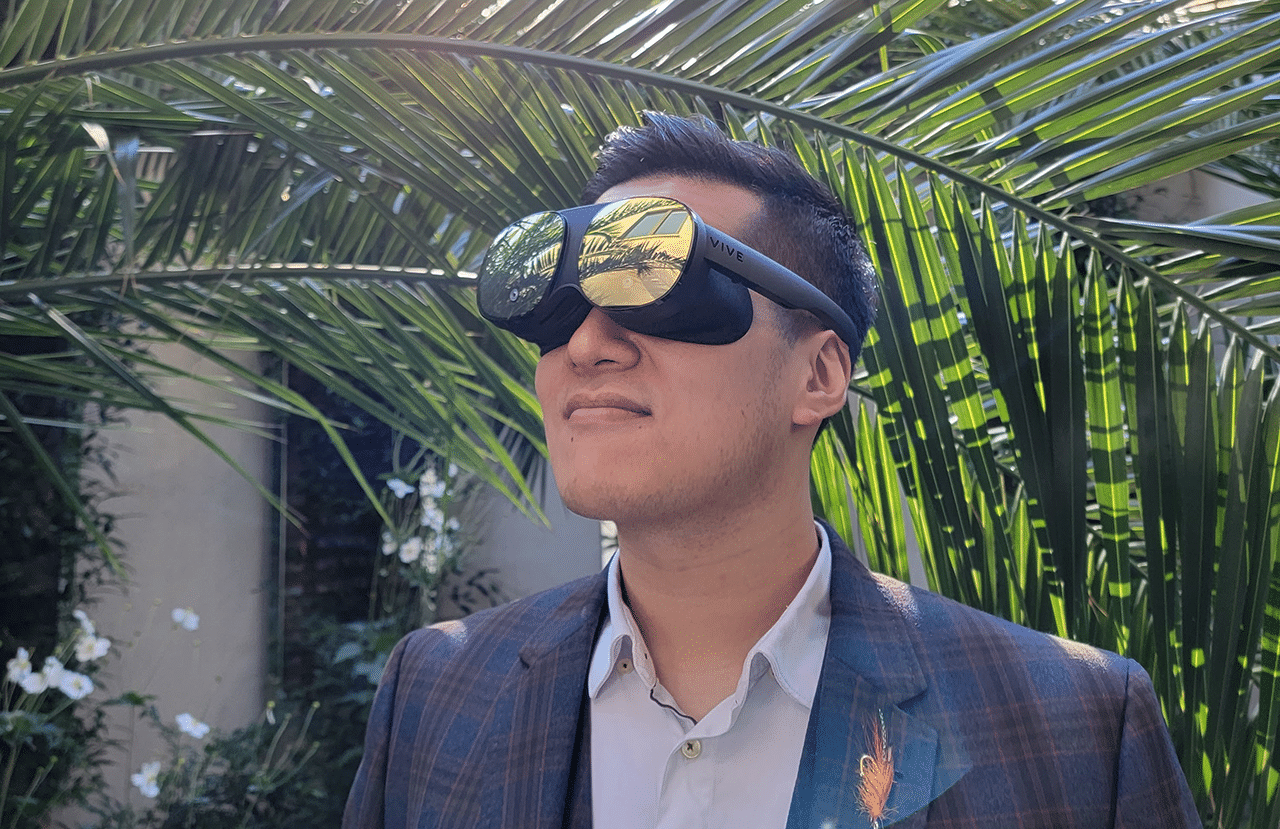 Shen Ye - Senior Director, Global Head of Hardware Products - HTC - Image Credit: HTC Vive