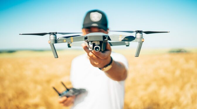 What Not To Do When You're Flying Your Drone